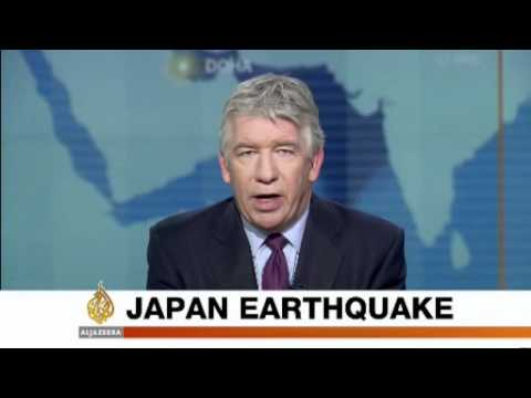 Japan Earthquake 2011: Nuclear Plant Explosion, No Radiation Rise #prayforjapan