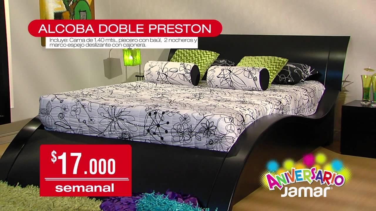 ALCOBA DOBLE PRESTON - YouTube