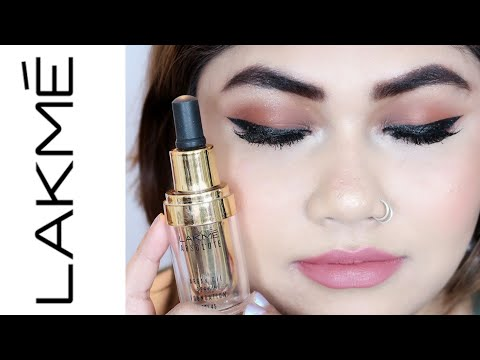 Lakme Absolute Argan Oil Serum Foundation I Reviews & Demo I just4fun jannathff I jff from YouTube · Duration:  9 minutes 58 seconds