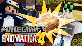 Minecraft Enigmatica 4 - WE'VE MADE LASAGNA! #55 (Minecraft Modded)