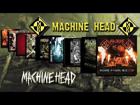 best machine heads