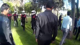 Polise Vurmayın Arkadaşlar | Adana Atatürk Parkı