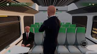 Throwing a passenger out of a driving train - Train Sim World Western Express
