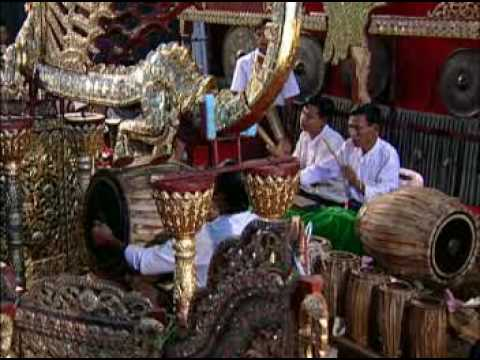 Myanmar Traditional Sports Theme Song
