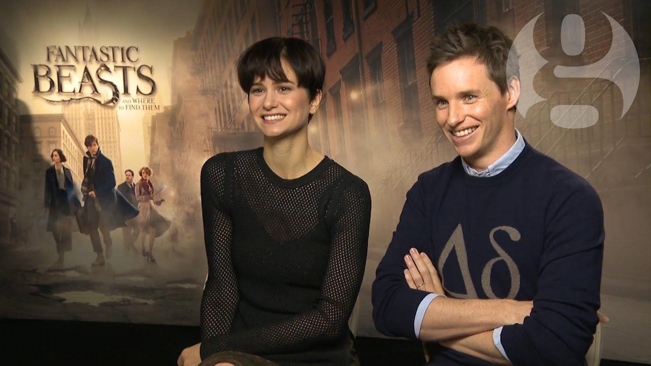Fantastic Beasts cast:...