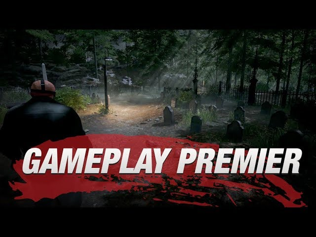 Friday the 13th: The Game (видео)