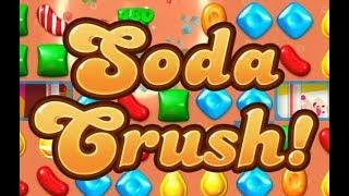 Candy Crush Soda Saga LEVEL 538 ★★★STARS( No booster )