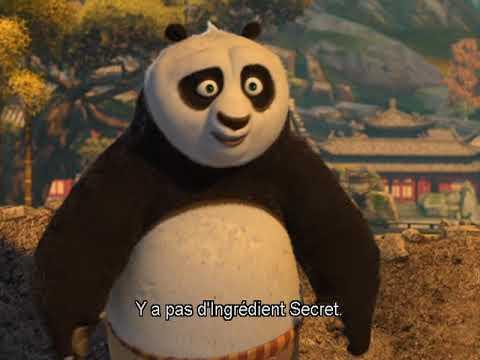 Kung fu panda 1 (VQ) : Po contre Tai lung