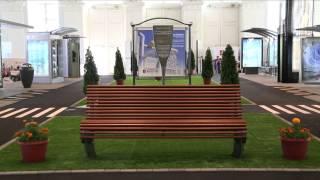 Первая выставка уличной мебели в Москве(Russ Outdoor при поддержке Департамента СМИ и рекламы г. Москвы провел Первую выставку современной уличной мебел..., 2013-06-28T11:21:16.000Z)