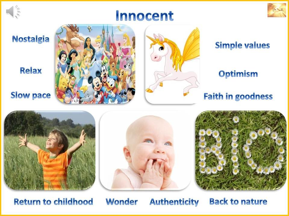 Archetypes Lesson 2 The Innocent Youtube