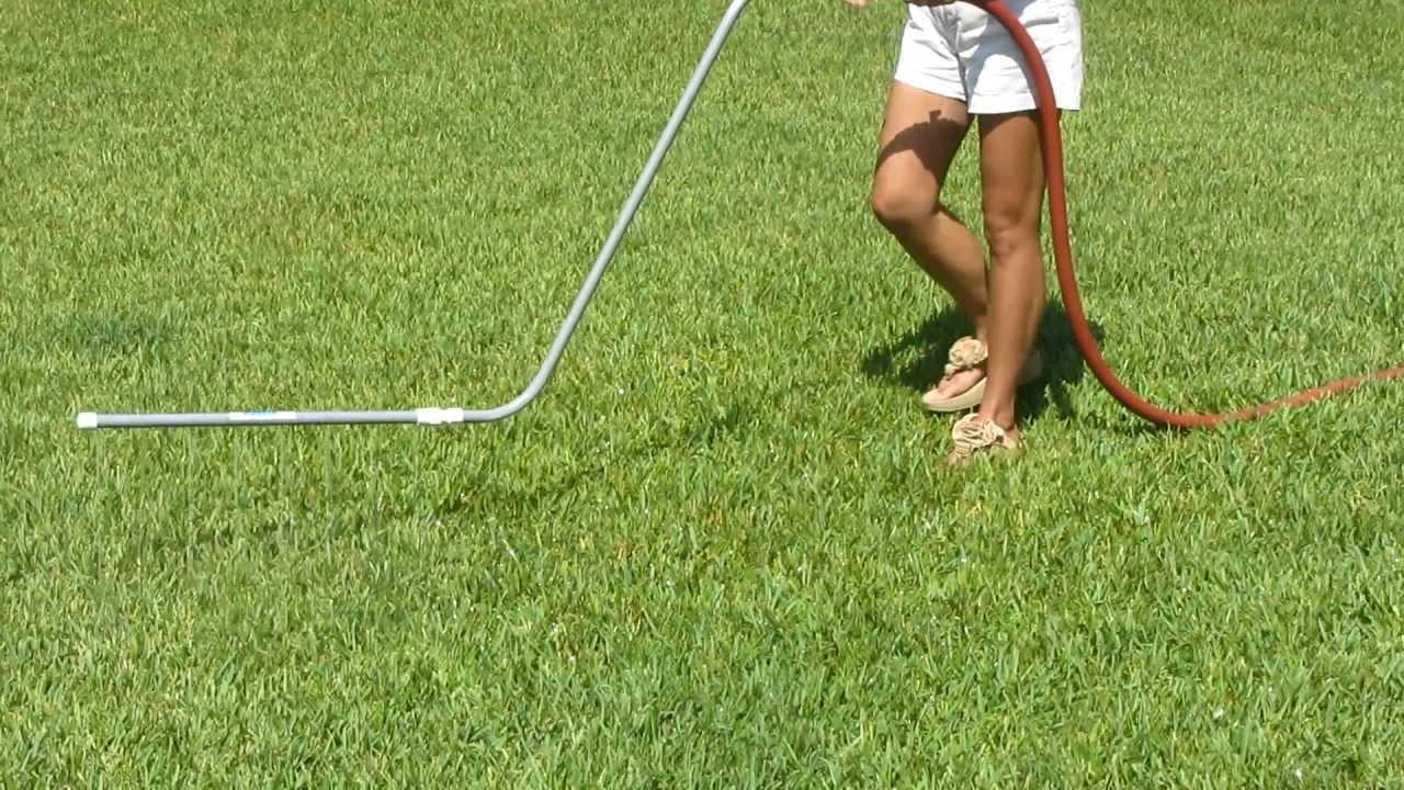 How To Fertilize A Lawn With Liquid Organic Fertilizer Youtube