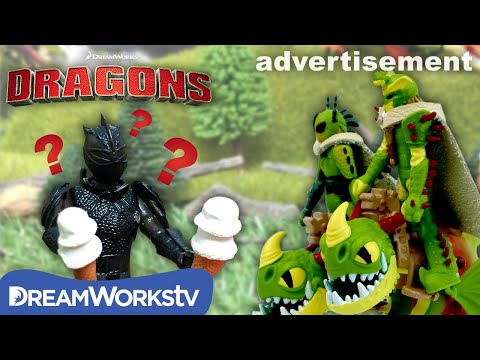 Bandits in New Berk! #AD | HOW TO TRAIN YOUR DRAGON