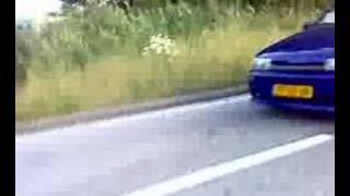 Daihatsu charade GTTI 993cc turbo