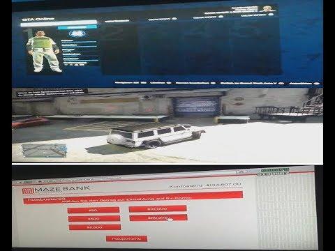 GTA 5 - Timeout Sync Money Vulnerability Reproduce for Rockstar North Studios
