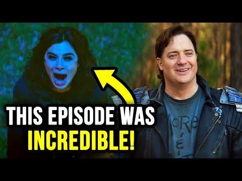 "Crazy Jane's ORIGIN & The Underground!! - Doom Patrol Episode 9 Review ""Jane Patrol"""