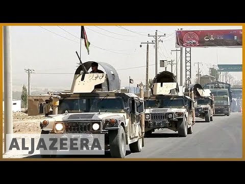 🇦🇫 Afghan army makes significant gains against Taliban in Ghazni | Al Jazeera English