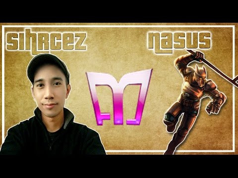 Sirhcez -  Nasus vs Rumble -  Top - Challenger (N)