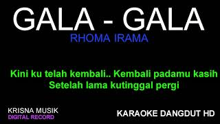 Download Mp3 Gala Gala Karaoke Dangdut Koplo Hd