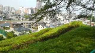 夏の暑い日、ふたたび聖蹟桜ヶ丘へ!基本は前回と同じコースで撮影しました。