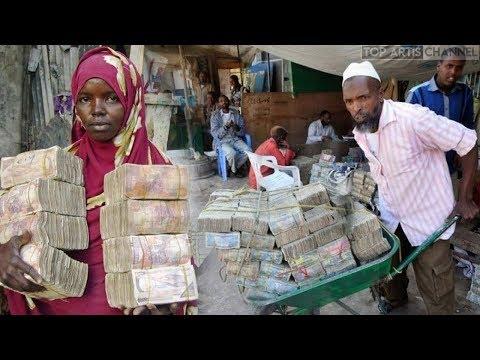 Saking Miskinnya, Negara Ini Justru Tidak Memiliki Apa Apa Selain Uang