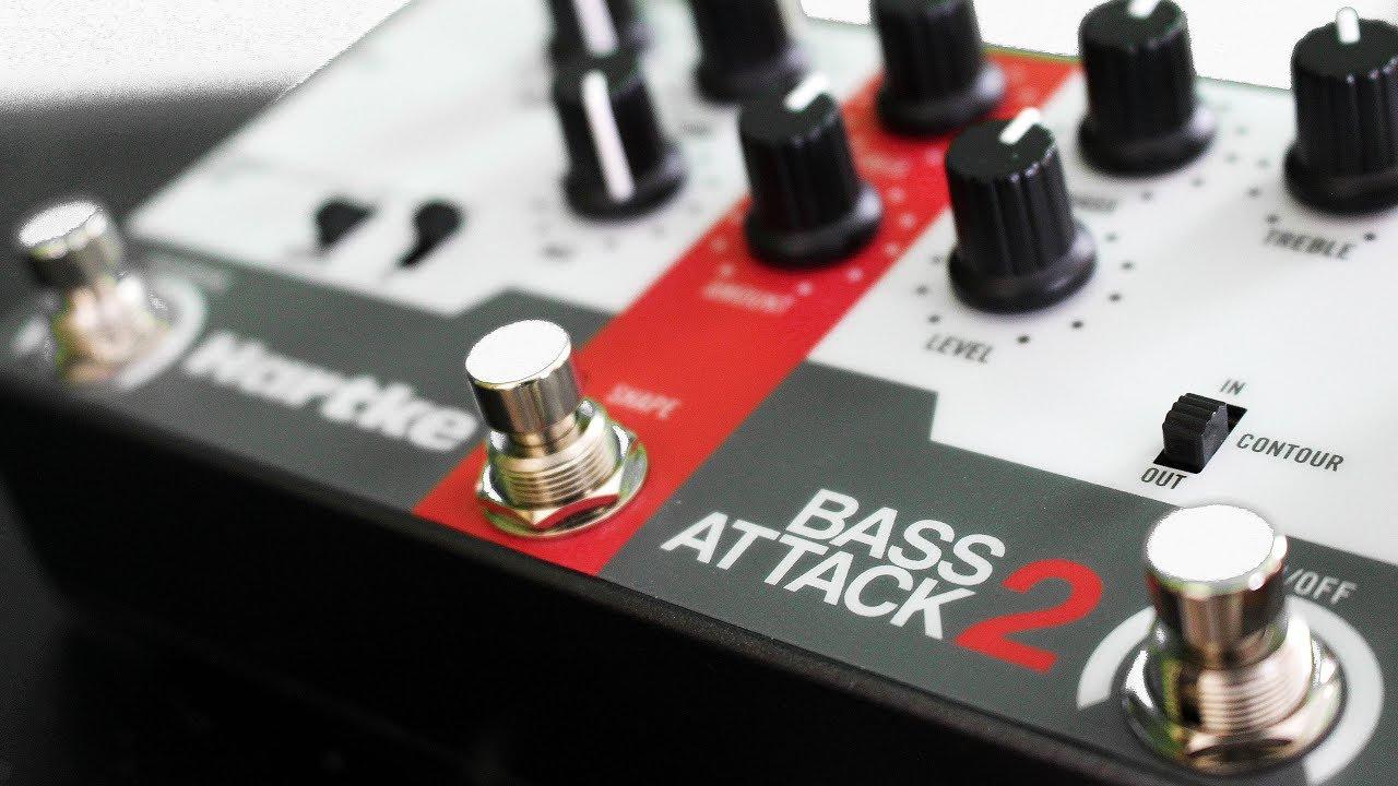 hartke bass attack 2 demo youtube. Black Bedroom Furniture Sets. Home Design Ideas