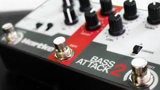 HARTKE BASS ATTACK 2 | DEMO