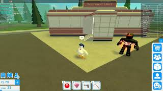 roblox guest world how to poop