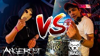 ANGERFIST VS DJ MAD DOG