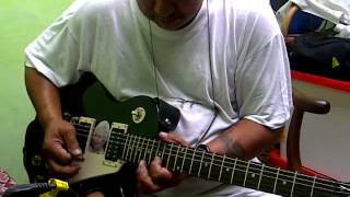Revival the Blues of B.B. King - Eric Clapton (Robby Prudon)