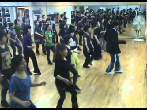 Magic Cha Cha - Line Dance (Demo & Walk Through)