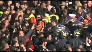 آيت أحمد: الحشود البشرية تصعب من مهمة المنظمين