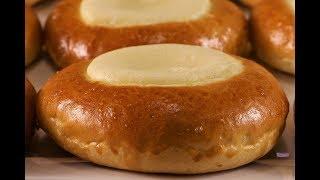 Сметанники - найвкуснейшие булочки со сметанной начинкой!