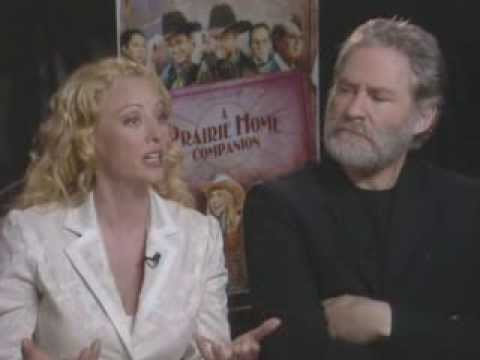 Virginia Madsen & Kevin Kline