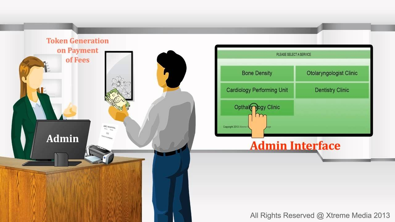 Xtreme Media Queue Management System (QMS) - YouTube