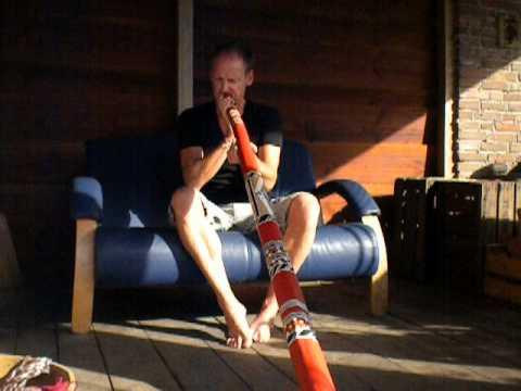 John Winkel 60 Seconds Didge Challenge
