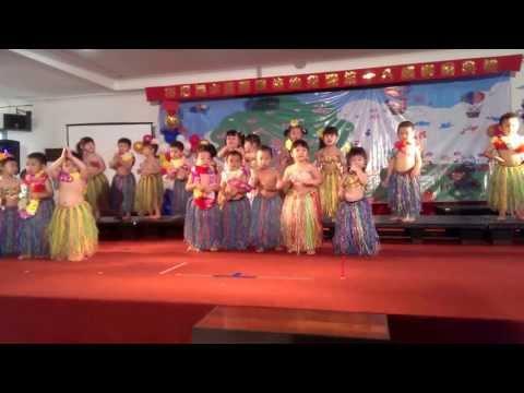 Taipei School Surabaya - Bear Class Performance (Waka Waka)