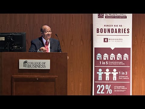 2018 College of Agriculture and Life Sciences Charles E. Lindley Lecture