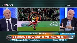 (T) Derin Futbol 18 Mart 2019 Tek Parça