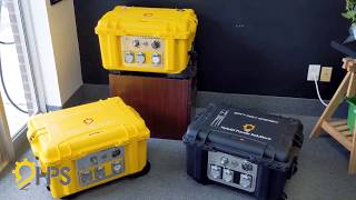 Batt Pack Fuel Free Powerpack Model Comparison
