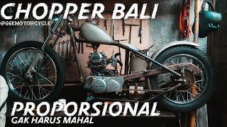 Download SEGINI HARGA Custom Chopper di Bali, @G6KMOTORCYCLE