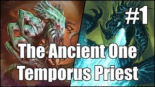 [Hearthstone] The Ancient One Temporus Priest (Part 1)