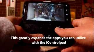 Android/iOS Device guide to Emulation and gaming (iControlpad, Play PC games on android, and more)