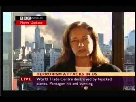 9 11 !! BBC meldet den Einsturz von World Trade Center 20 Minuten vor dessen Einsturz