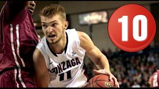 Domantas sabonis top 10 plays of college career highlights mix before okc