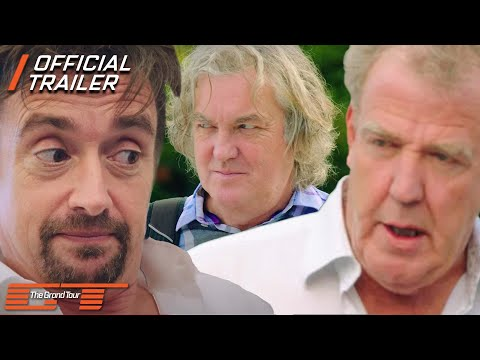 And James May Partake In A Public Transportation Challenge From New York City To Niagara Falls Clarkson Drives The All New  Horsepower Ford Gt