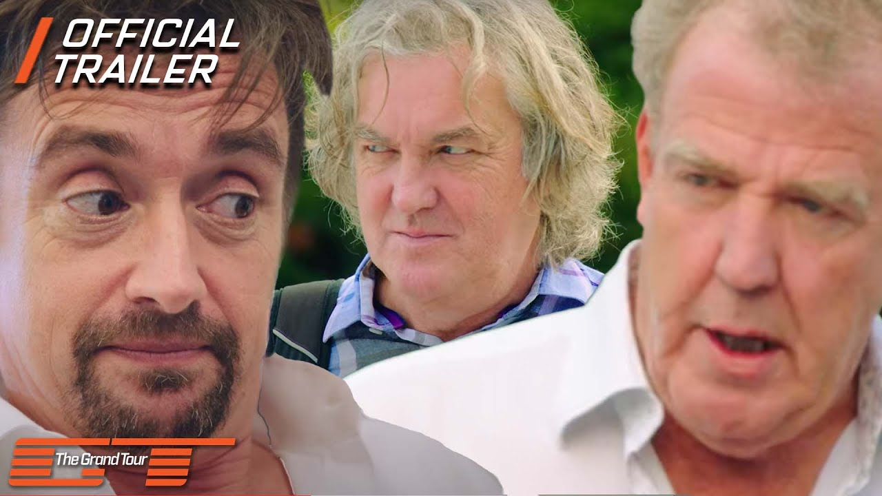 The Grand Tour Season  Trailer
