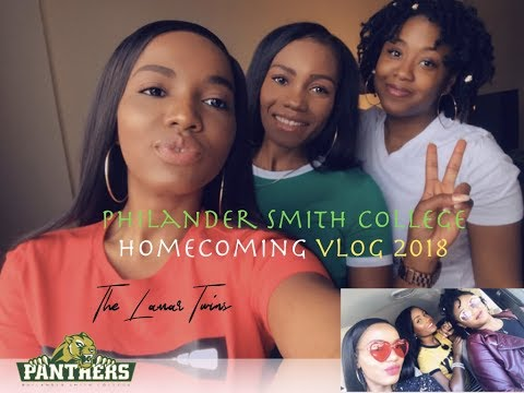 HBCU Homecoming 2018...Philander Smith College