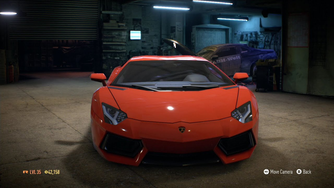 Need For Speed 2015 Lamborghini Aventador LP 700 4 2014