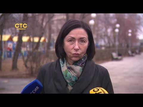 Наталья Котова проверила обновленный парк В.В. Терешковой