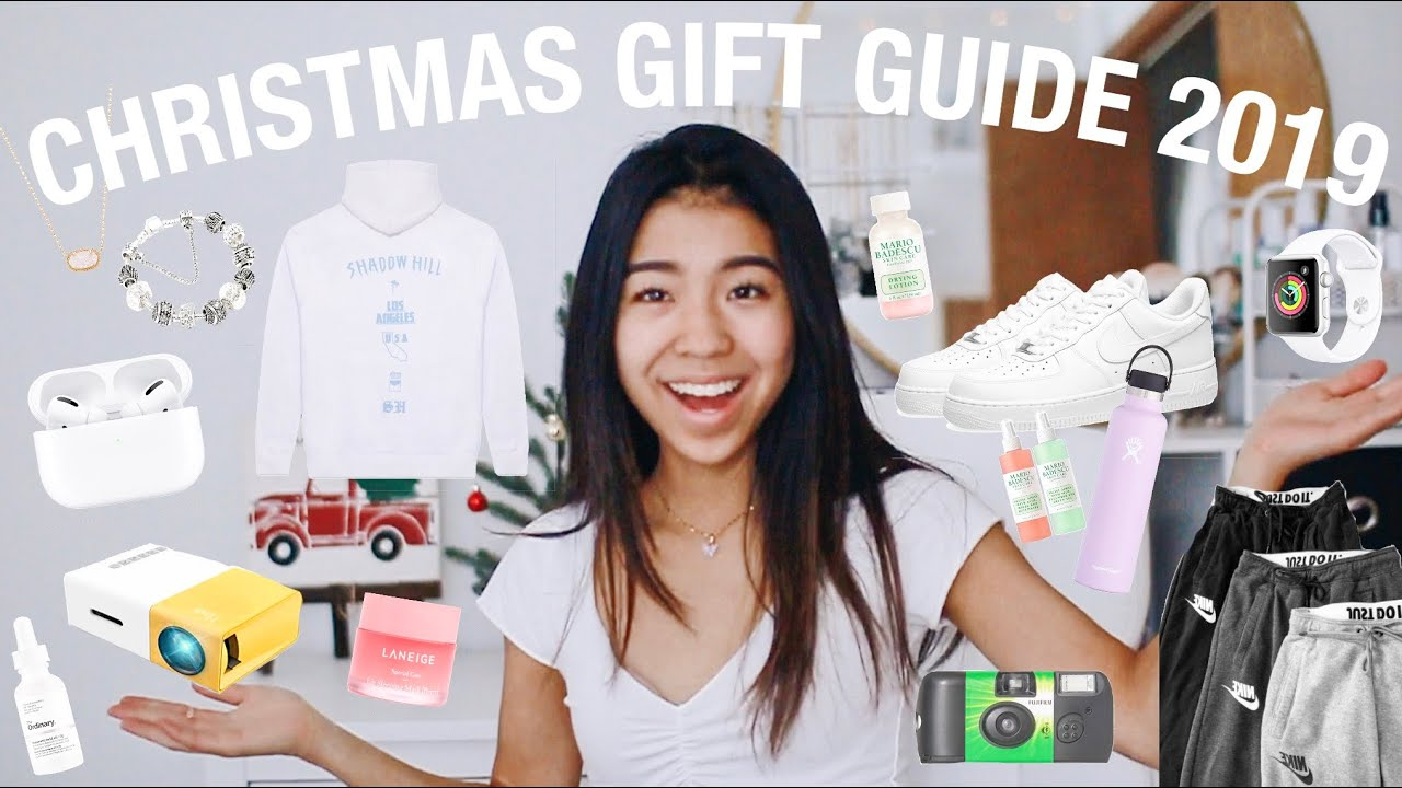100 Christmas Gift Ideas 2019 Gift Guide Youtube